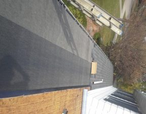 Roof replacement for curb appeal