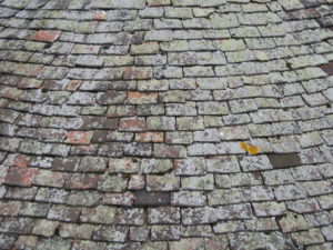 Traditional Felt Paper underlayment for roofs